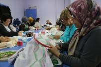 ÜMRANİYE BELEDİYESİ - Artık Kadınlar Hem Meslek Sahibi Oluyor Hem De Üretici