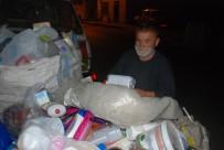ÇEYREK ALTIN - Atık Kağıt Ararken Bulduğu Altınları Polise Teslim Etti