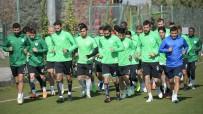RıZA ÇALıMBAY - Atiker Konyaspor'da MKE Ankaragücü Maçı Hazırlığı Sürüyor