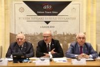 ADEM ALI YıLMAZ - ATO Yüksek İstişare Kurulunun İlk Toplantısı Yapıldı