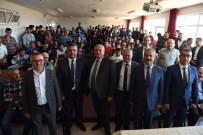 ATSO Başkanı Çetin Açıklaması 'Yetişmiş Ara Elemana İhtiyaç Var'