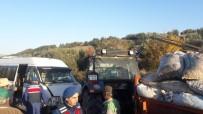 GEYRE - Aydın'da Öğrenci Servisi İle Traktör Çarpıştı