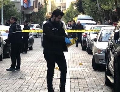 Bahçelievler'de dehşet kamerada: Lise öğrencisini defalarca kez vurdu