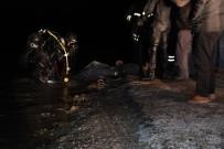 BARAJ GÖLÜ - Baraj Gölüne Giren Otomobilin Sürücüsü Boğuldu