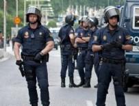 TREN İSTASYONU - İspanya'da bomba alarmı