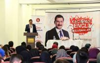 ÖĞRENCILIK - Başkan Ak, 'Yeni Türkiye'yi Lise Öğrencilerine Anlattı