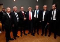 SCHALKE - Başkan Akgün, 114 Yıllık Schalke 04 Kulübünde Bir İlki Gerçekleştirdi