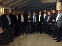 ALI KıLıÇ - Başkan Ali Kılıç Sivaslı Kanaat Önderleriyle Buluştu