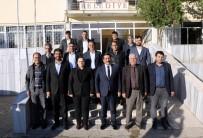Başkan Atilla Çermik'e Gezi Düzenledi