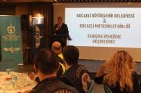 Başkan Karaosmanoğlu, Motosiklet Tutkunlarıyla Bir Araya Geldi