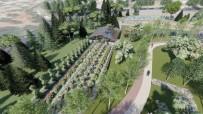 İŞARET DİLİ - Bodrum Kademesi Park Oluyor