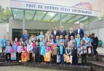 ORTAÖĞRETİM - Çaycuma Burunkaya Şehit Emrah Kartal İlkokulu Kütüphaneyi Ziyaret Etti