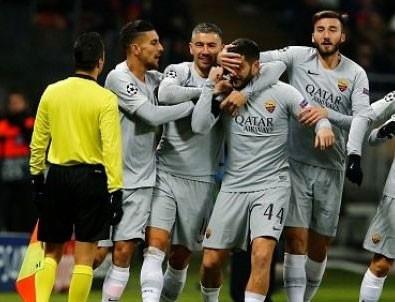 Cengiz oynadı Roma kazandı