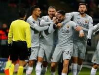 CÜNEYT ÇAKıR - Cengiz oynadı Roma kazandı