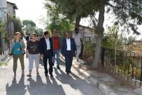 YOL YAPIMI - Çiğli'de Üst Yapı Hizmetleri Hız Kazandı
