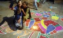 MAURİTİUS - Diwali Festivali Renkli Görüntüler Oluşturdu
