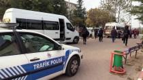 Edirne'de Okul Servislerine Denetim