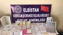 Elbistan'da Tefeci Operasyonu