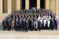 POLİS AKADEMİSİ - Emniyet Teşkilatı Anıtkabir'de