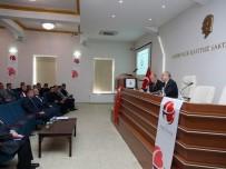 ESKİŞEHİR VALİSİ - Esişehir'de Kışa Hazırlık Ve Karla Mücadele Toplantısı