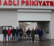 Eskişehir'den Elazığ Şehir Hastanesine Ziyaret
