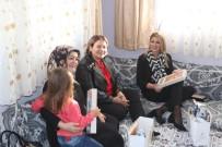 Fulya Atik'ten Şehit Ailesine Ziyaret