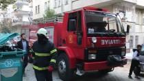 GURBETÇI - Gaziantep'te Ev Yangını
