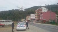 Giresun'da Havadan Denetimde 206 Sürücüye 33 Bin Lira Cezai İşlem Uygulandı