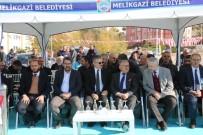 REFERANS - Hırka-İ Şerif Camii'nin Temeli Atıldı