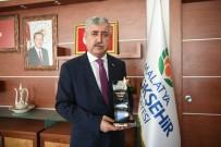 İdeal Kent Ödülü Malatya'nın
