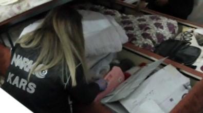 Kars'ta Uyuşturucu Operasyonu Açıklaması 6  Gözaltı