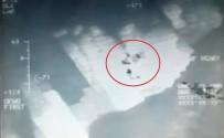 HELIKOPTER - Kayalıklarda Mahsur Kalan 3 Kişi Helikopterle Kurtarıldı