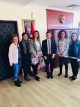 Kent Konseyi Kadın Meclisinden, Kaymakam Bayar'a Ziyaret