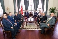 KESOB Başkanı Memiler'den Vali Soytürk'e Hayırlı Olsun Ziyareti