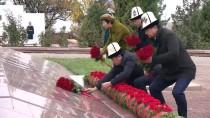 SOVYETLER BIRLIĞI - Kırgızistan'da Tarihi Ve Ecdadı Anma Günü