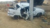 Kırıkkale'de 2 Ayrı Trafik Kazası Açıklaması 7 Yaralı