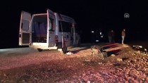 BARAJ GÖLÜ - Konya'da Göle Düşen Aracın Sürücüsü Öldü