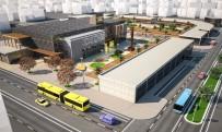 HAMDOLSUN - Kültür Merkezi İnşaatı Tam Gaz