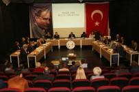 TÜRK KAHVESI - Kuşadası Belediye Meclisi Kasım Ayı Toplantısı Yapıldı