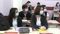 Lösemili Çocuklar İçin Okuldaki Herkes Maske Taktı