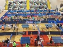 Masa Tenisi Grup Eleme Müsabakaları Yapıldı