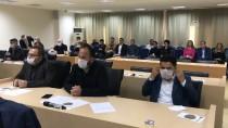 ÇORLU BELEDİYESİ - Meclis Üyeleri Toplantıya Maskeyle Girdi