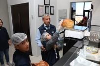 Meram'da Küçük Zabıtalar Denetime Çıktı