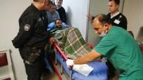 BALIKÇI TEKNESİ - Mersin'de Batan Tekneden Kurtarılanlar Hastaneye Kaldırıldı