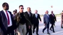 ASKERİ EĞİTİM - Milli Savunma Bakanı Akar Somali'de