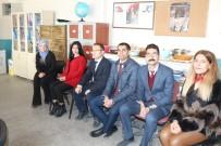 SÜTLÜCE - Muş'tan Bulanık'a Kardeş Okul
