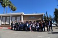 İŞİTME ENGELLİLER - Öğrenciler 'Filtre Su Müzesi'ni Gezdi