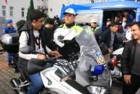 MUSTAFA ÇETİNKAYA - Özel Çocuklar En Mutlu Gününü Jandarma Ve Polislerle Yaşadı