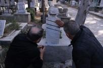 BİLİMSEL ARAŞTIRMA - (Özel) İzmir'de Osmanlı Harfli Yazılar Bulunan 250 Mezar Tespit Edildi