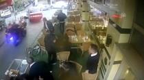 Polis-Şüpheli Kovalamacası Güvenlik Kamerasında